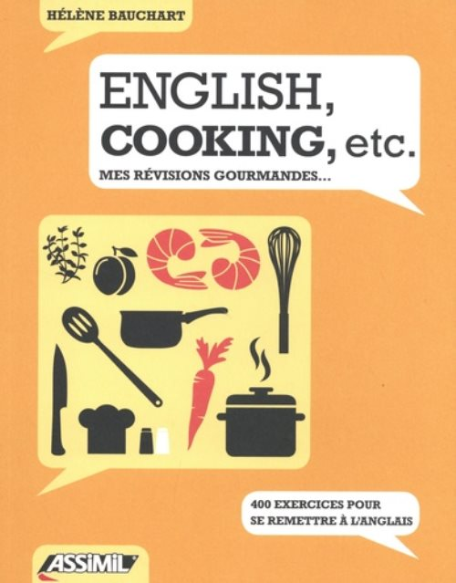 English, cooking, etc