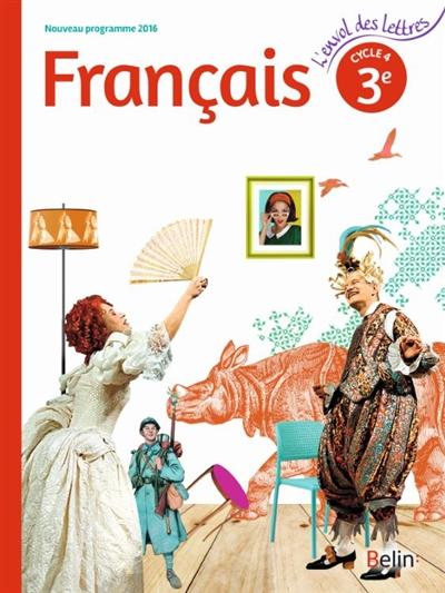 Francais 3e Cycle 4 Librairie La Page