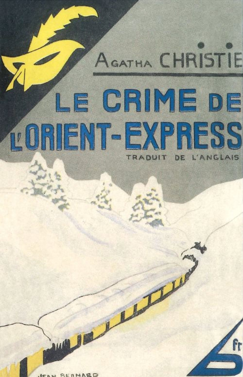 Le crime de l'Orient-Express (collector, fac-similé)