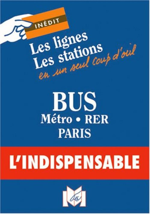 C18 carte poche - bus, metro, tramway, rer