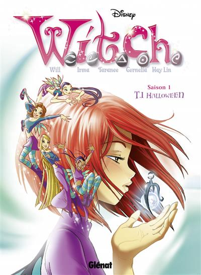 Witch - saison 1 - tome 01 - halloween