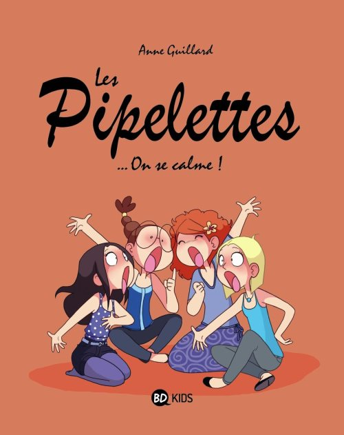 Les Pipelettes, tome 02