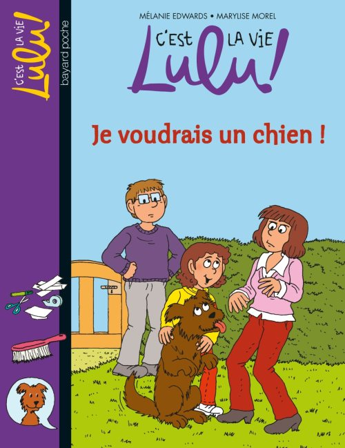 Lulu  Morel  Marylise  Librairie La Page