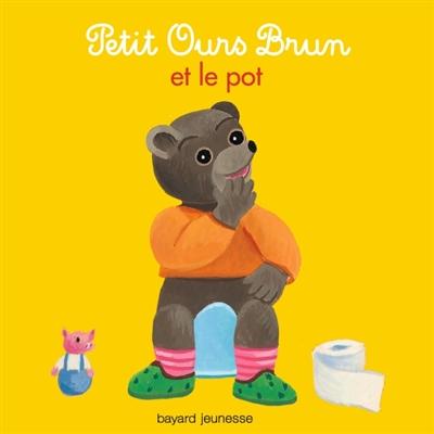petit ours brun et le pot aubinais librairie la page