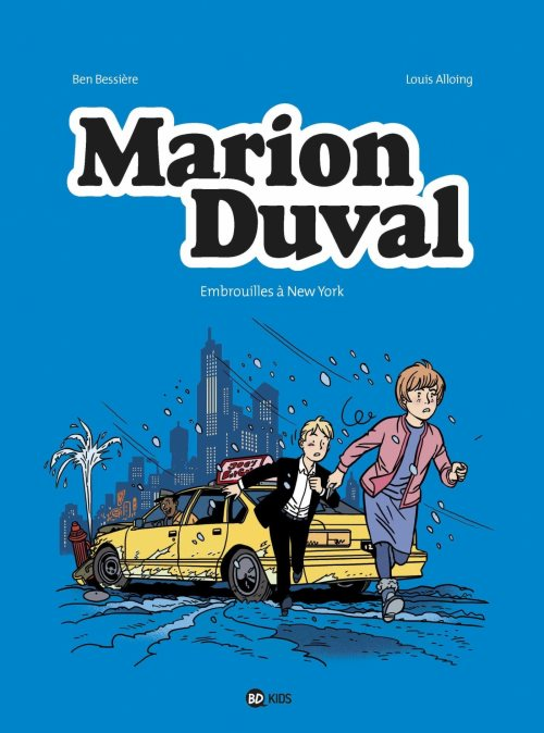 Marion Duval, Tome 27 : Embrouilles à New York