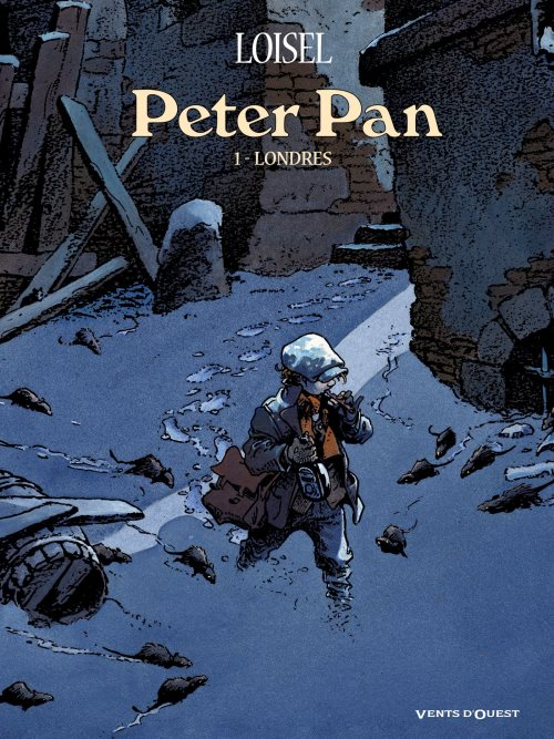 Peter Pan - Tome 1: Londres