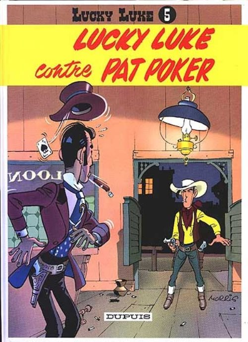 Lucky Luke : Lucky Luke contre Pat Poker