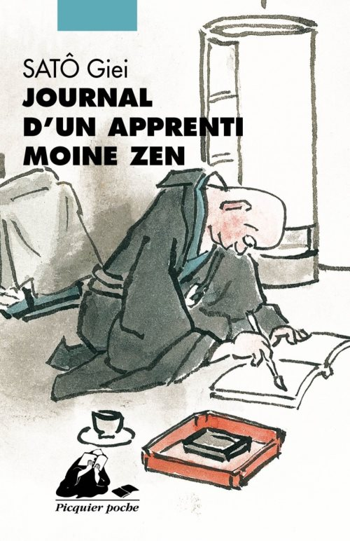 Journal d'un apprenti moine zen
