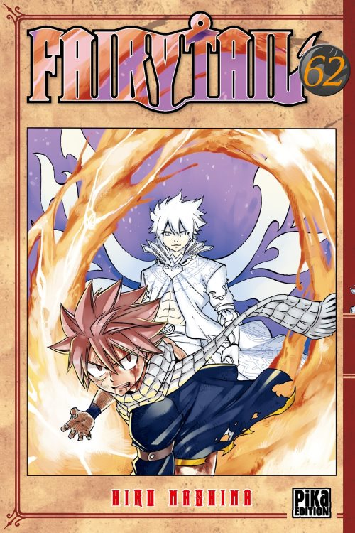 Fairy tail tome 62