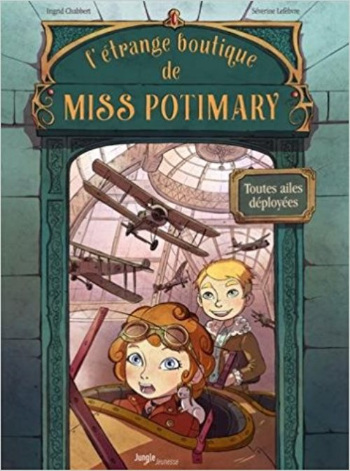 L'étrange boutique de Miss Potimary (Tome 2)