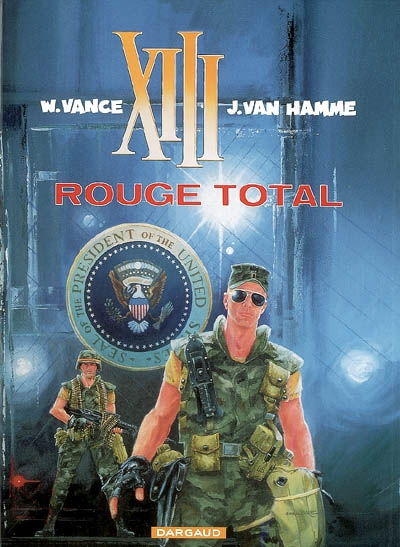 Treize (xiii) ancienne collect - xiii - ancienne collection - tome 5 - rouge total