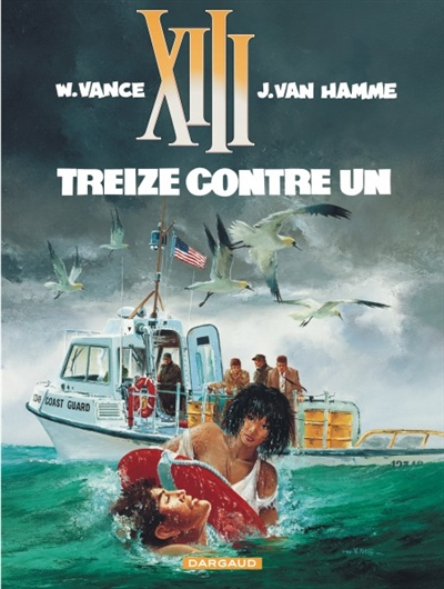 Treize (xiii) ancienne collect - xiii - ancienne collection - tome 8 - treize contre un