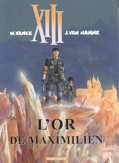 Treize (xiii) ancienne collect - xiii - ancienne collection - tome 17 - l'or de maximilien