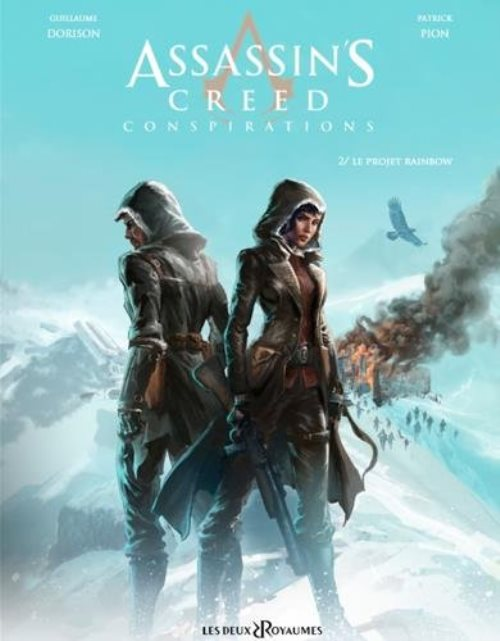 Assassin's Creed, Tome 2 - Conspirations