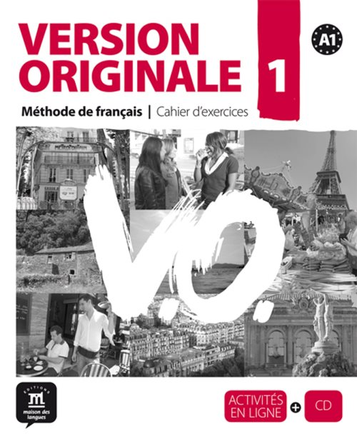 Version originale A1 - cahier d'exercices