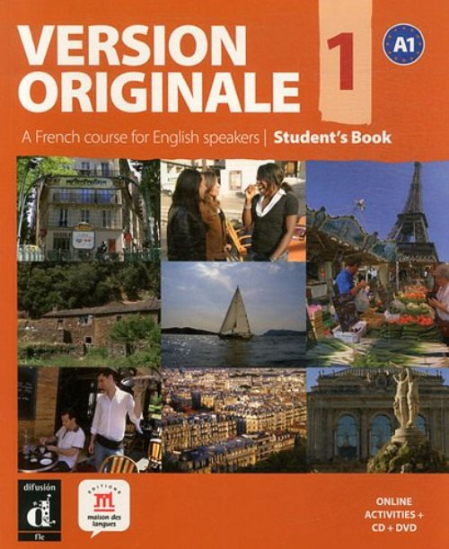 Version Originale 1 A1 : Student's Book (1DVD + 1 CD audio)