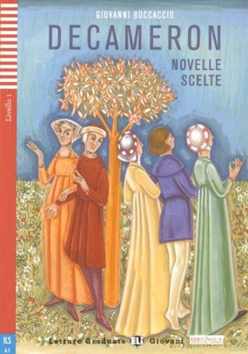 Decameron - novelle scelte + CD