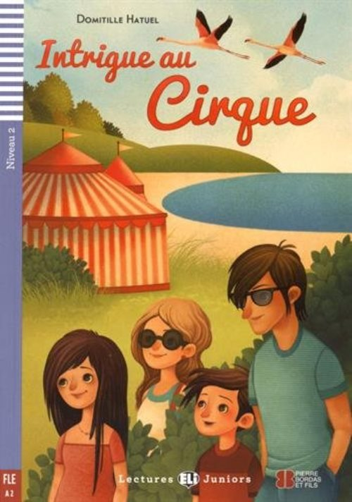Intrigue Au Cirque + CD (a2)