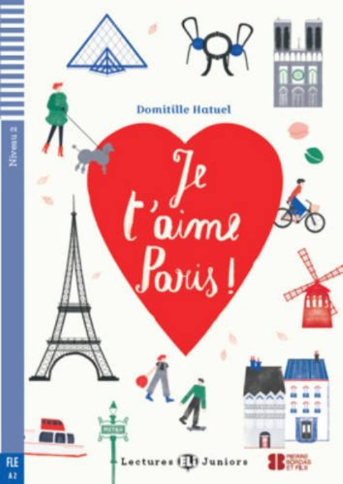 Je T'aime Paris ! + CD (a2)