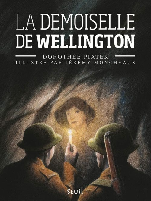 La demoiselle de Wellington