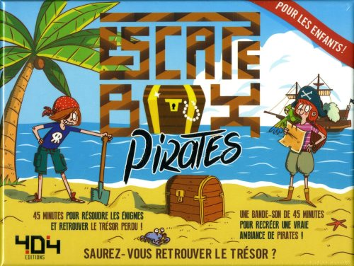 Escape box Pirates