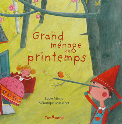 Grand m nage de printemps massenot v ronique librairie la page - Le menage de printemps ...
