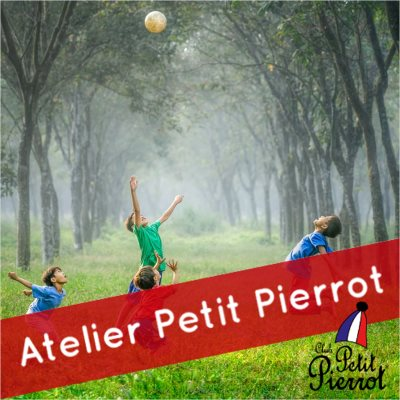 Atelier Petit Pierrot - Children's Day (1-5 years)