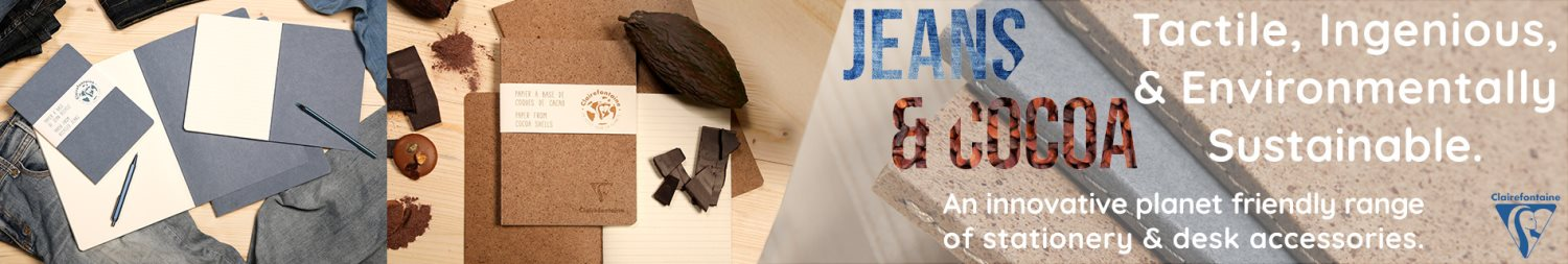 CLFT JEANS&COCOA Cahiers